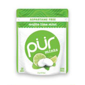 PUR Mints Mojito Lime Mint 20 pce Pack x 3