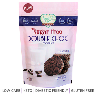 NEW Double Choc Cookie Mix